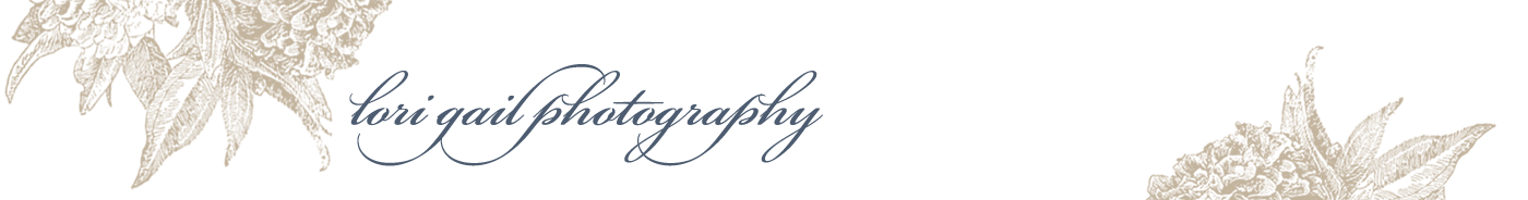 Lori Gail Photography logo